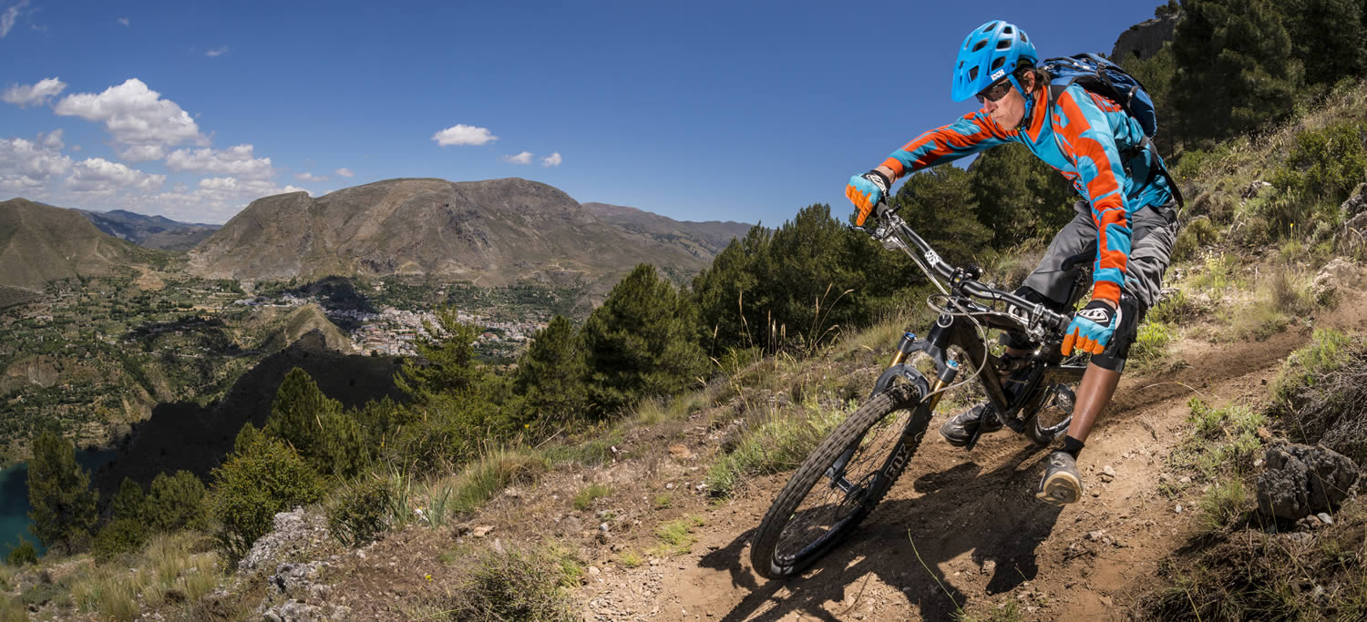 Mountain biking holidays in Sierra Nevada Spain fec03c119