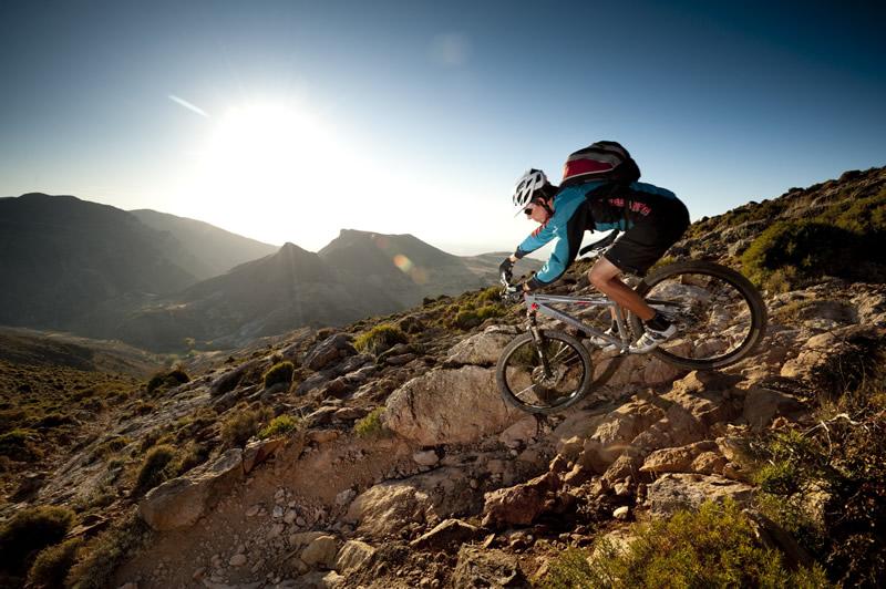All Terrain Bike >> Mountain bike trails Ride Sierra Nevada