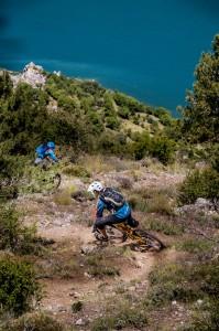 Ride Sierra Nevada singletrack