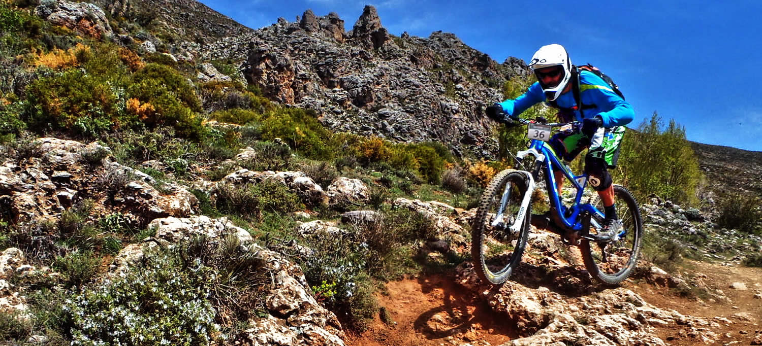 Ride Sierra Nevada Enduro Race 2016